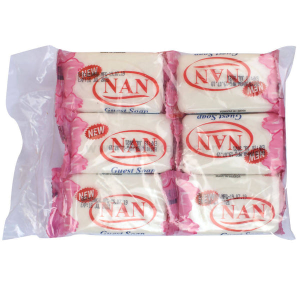 NAN Guest Soap-20gm_1 crtn (144pcs)