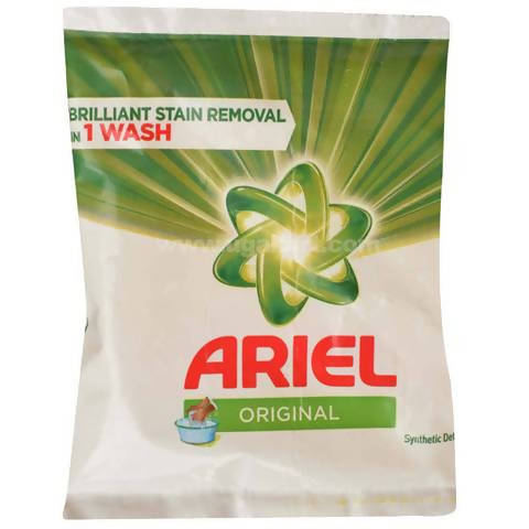 Ariel Original Detergent Powder Sachet 37g Box(72pcs)