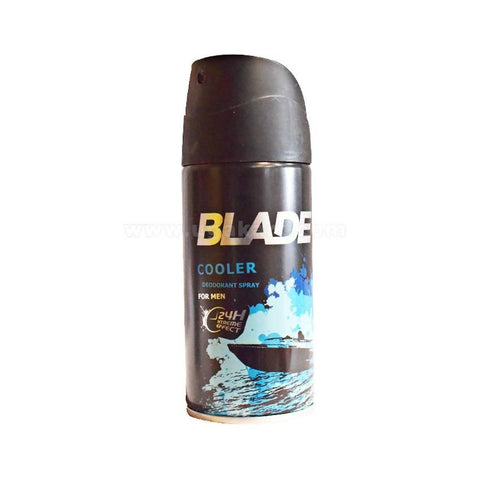 Blade Cooler Deodorant Spray For Men 24H Xtreme Effect 150ml