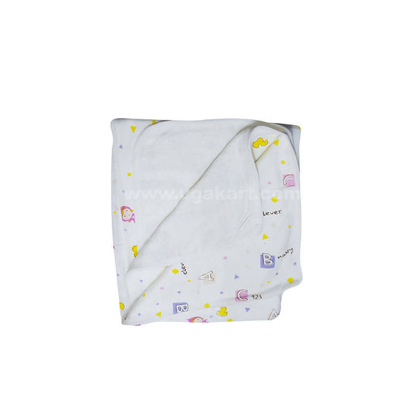 Baby Towel With Letter'S