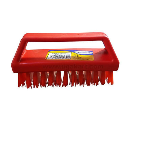 Red Scrubbing Brush 4.5Inches