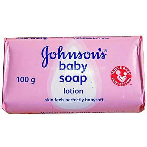 Johnsons Baby Lotion Soap -100g