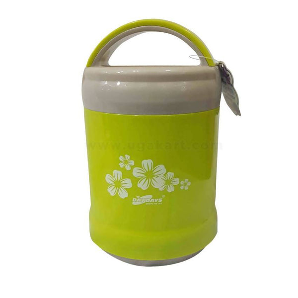 Green Medium Lunch Box (Food Jar)