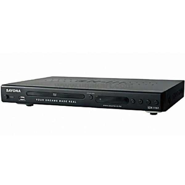 Sanyona SDVX-1208 DVD Player