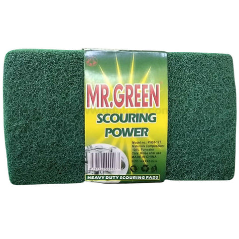 Mr.Green Scouring Power 12 Pcs
