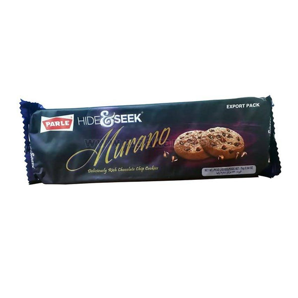 Parle Hide & seek Murano chocolate biscuit 75gm