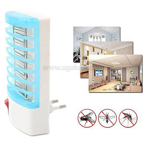 Plastic Blue Electric Insect & Mosquito Killer Machine