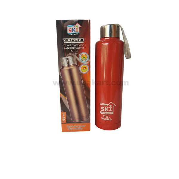Ski Challenge-750 Vaccuum Insulated Bottle