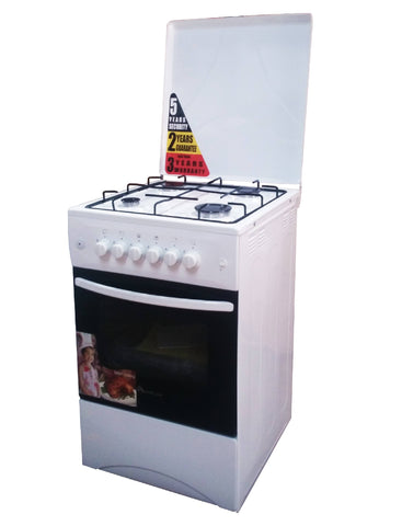 C5040G Full Gas System 4 Burner Gas cooker