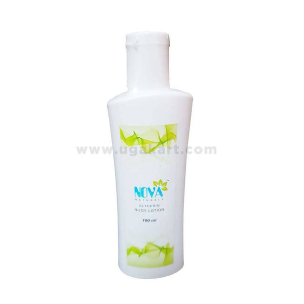 Nova Naturals Glycerin Body Lotion - 100ml