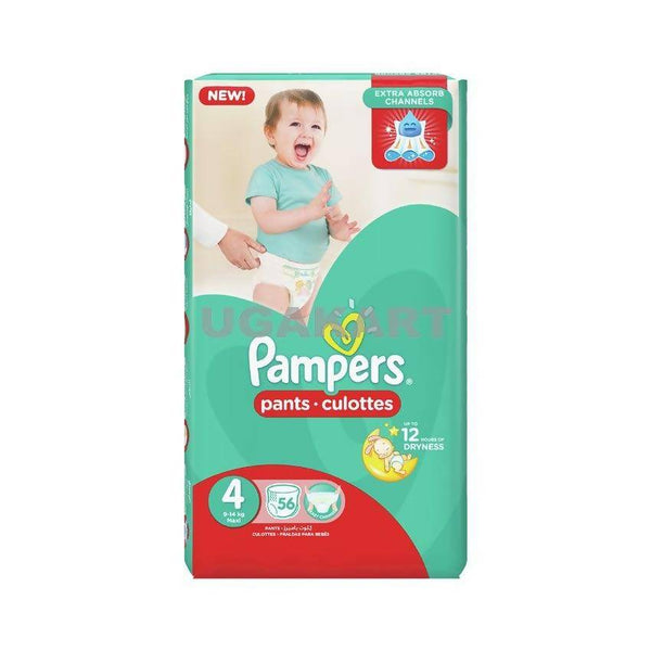 Pampers Pants Culottes S4(9_14Kg)Maxi