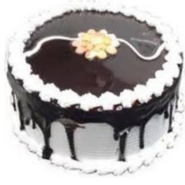 Black Forest Cake (Without Egg)