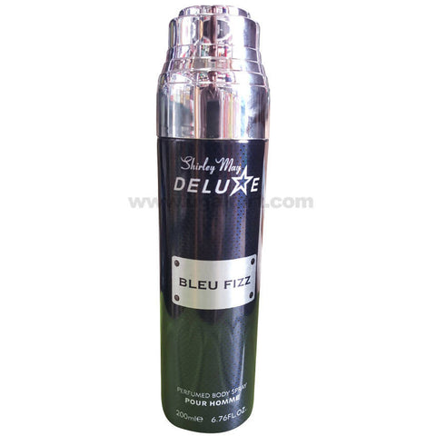 Shirley May Deluxe Essential Bleu Fizz_200ML