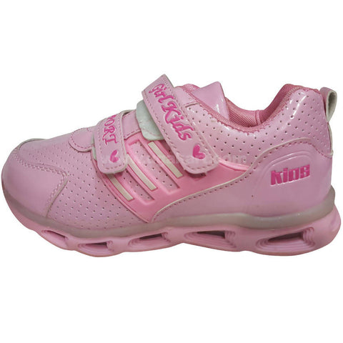 KIDS Pink Sports Shoes For Girls