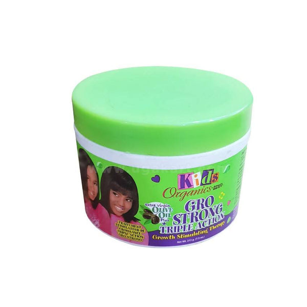 Kids Extra Olive Oil - Growth Stimulating Therapy - 213gm