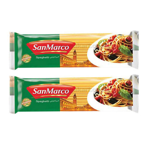 SanMarco Spaghetti 250Gm Pack Of 2