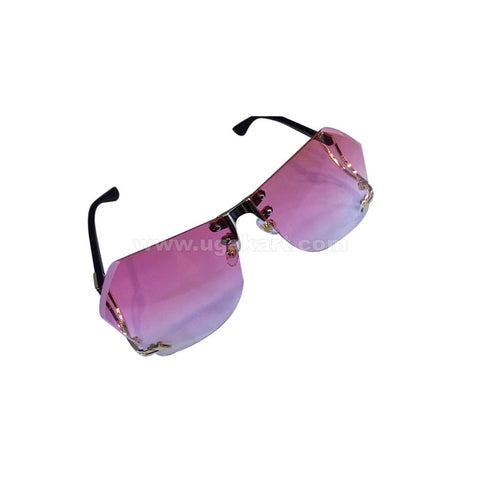 Purple Tint Sunglasses