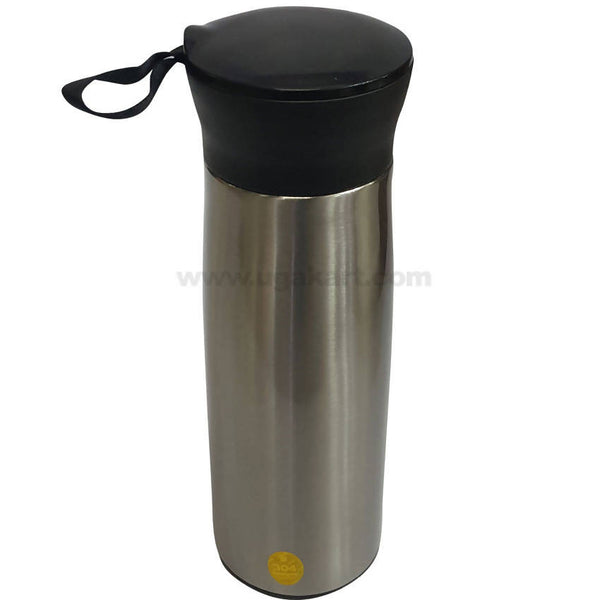 Stainless Steel Vaccum Flask With Holding Rope