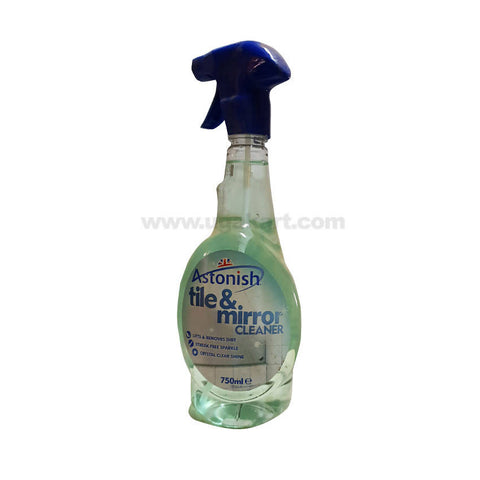 Astonish Tile & Mirror Cleaner_750ml
