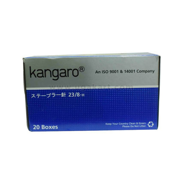 Kangaro Staples 23/8-H 20 Boxes