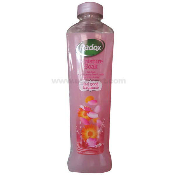 Radox Moisture Bath Soak 500ml