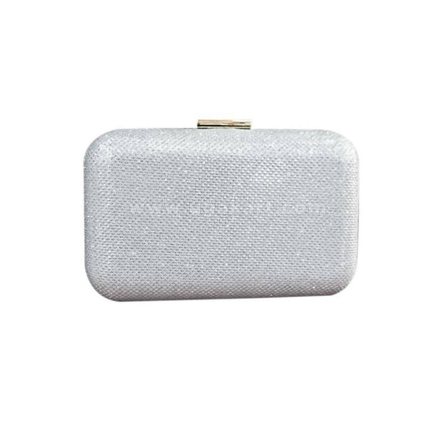 Ladies Bridal Party Clutch - Cream