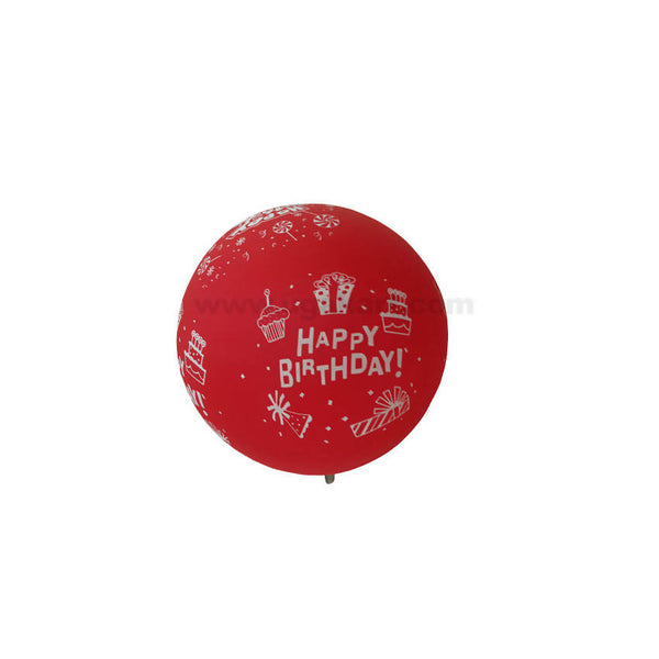 Happy Birthday Balloon-50pcs