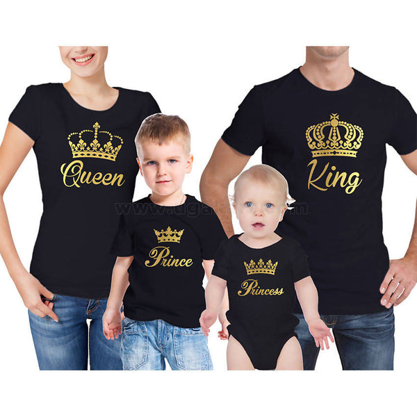 The Family Empire King, Queen, Prince And Princess T-Shirts