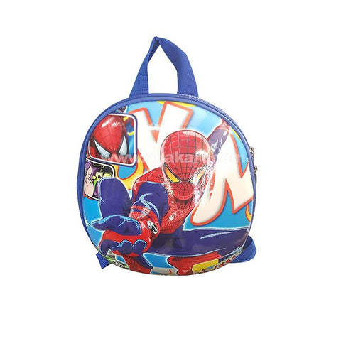 Spider Man Kids Bag Blue