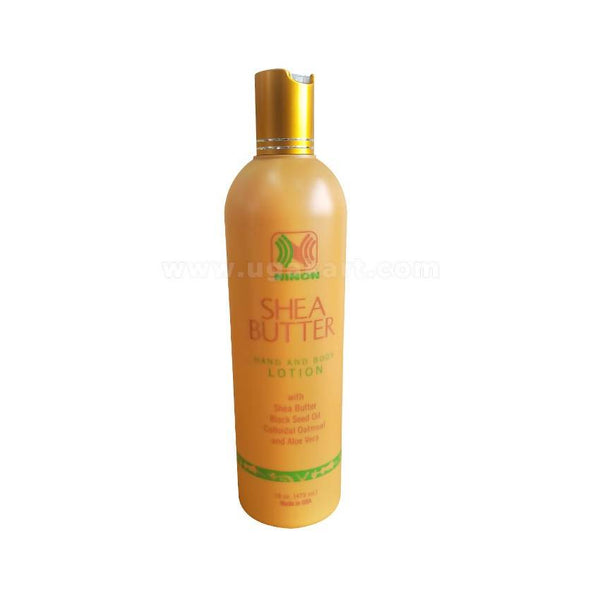 Ninon Shea Butter Hand And Body Lotion 473ml
