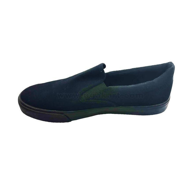 Mens Low Top Sneakers - Navy Blue