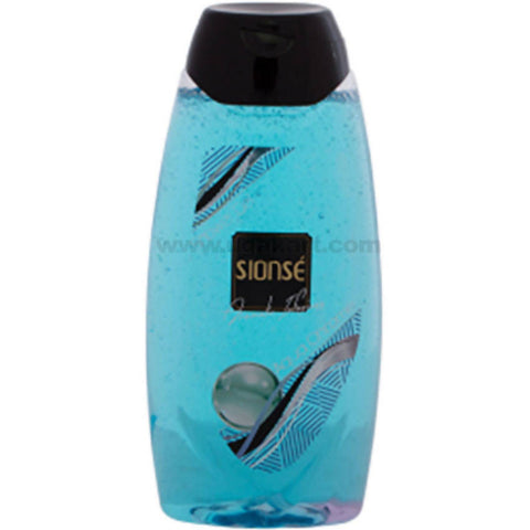 Sionse Shower Gel 500 ML Aqua Chrome