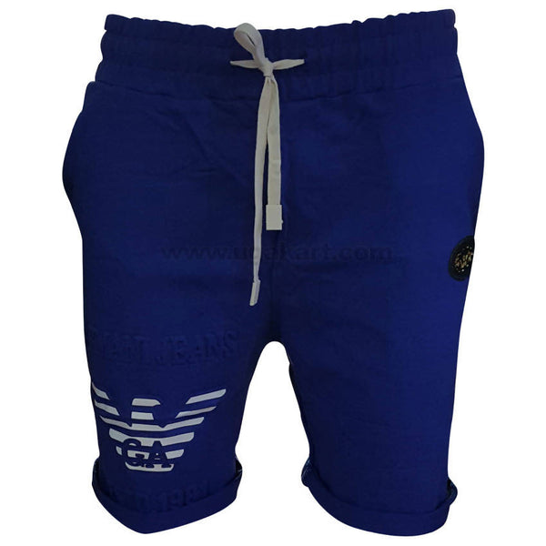 Blue Short For Men's