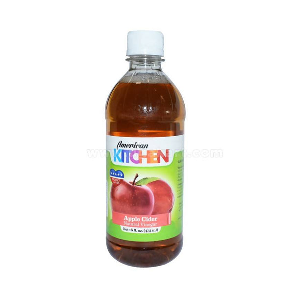 American Kitchen Apple Cider Natural Vinegar 473ml