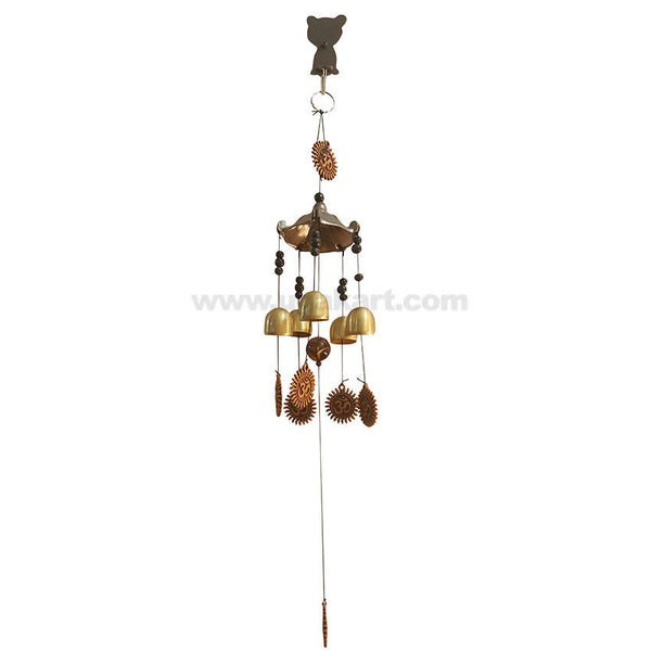 Wind Chime Hanger with OM