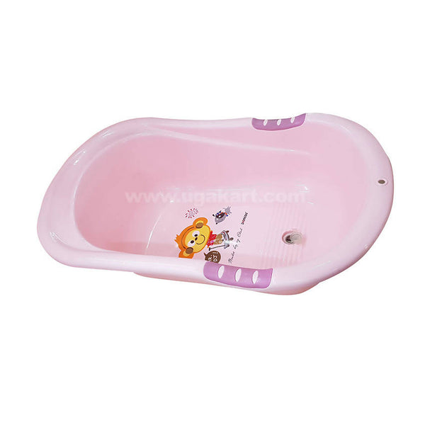 Bathing Tub For Baby-Pink