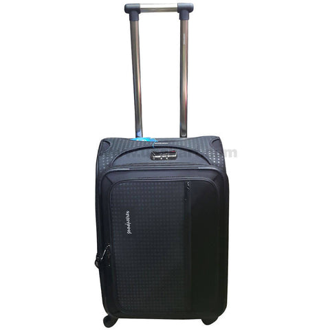 Black Spinner Luggage Suitcase(Medium)