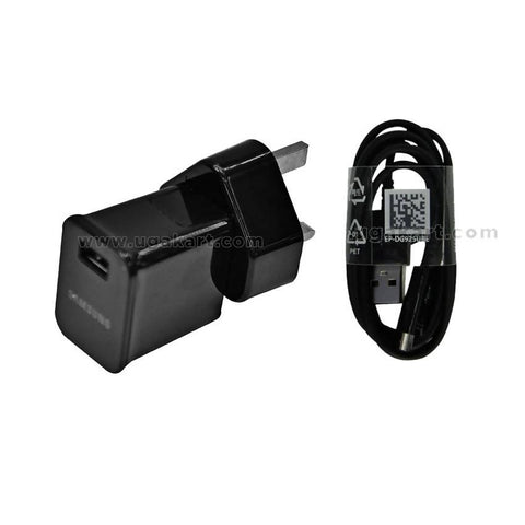 Samsung Adaptor + USB Cable - Black