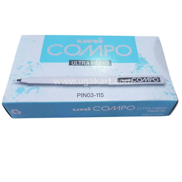 Compo Pen Blue-12pc