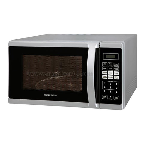 Hisense Microwave Oven 28L Silver - H28MOMME