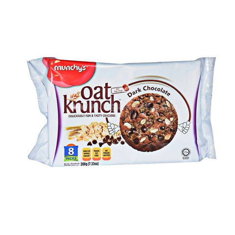 Oat Krunch Dark Chocolate - 8 Packs