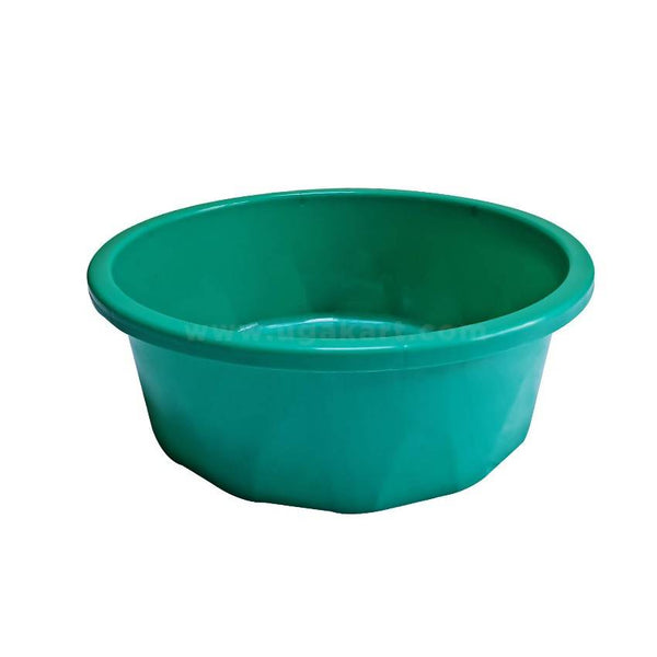 Durable Kenpoly Plastic Basin - Green