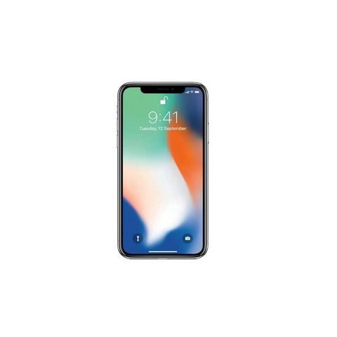 IPhone X 256GB_Silver