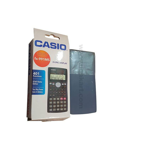 Casio FX-991MS Scientific Calculator_Orignal