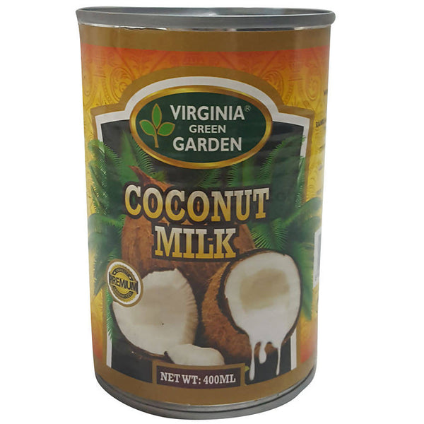 Virginia Green Garden Coconut Milk 400ml