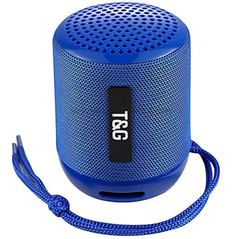 T&G Blue Wireless Speaker
