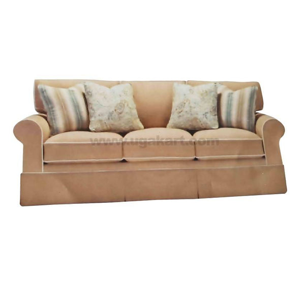 6 Seaters Large Sofa High Density With fibre Pillows Cushions (Seaters 3-2-1)