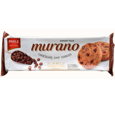 MURANO CHOCOLATE CHIPS COOKIES