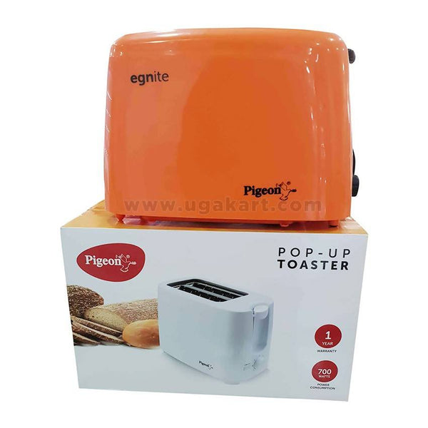 Pigeon Pop-Up Toaster- 700 Watt