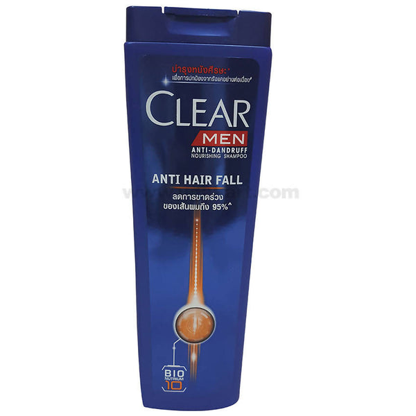 Clear for Men Anti Dandruff Shampoo - Hair Fall Defense, 340ml